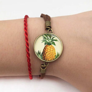 Pineapple bracelet 20 mm