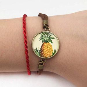 Pineapple bracelet 20 mm